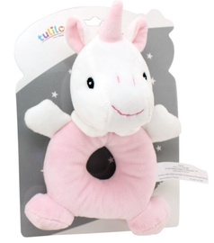 Axiom Fairytale Dreams Rattle Pink 18cm 4942a