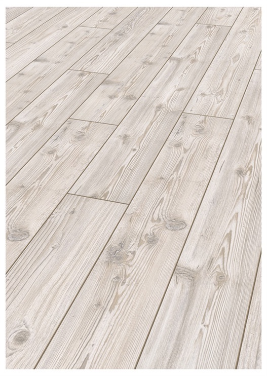 Laminuotos medienos plaušų grindys Kronotex, 1380 x 157 x 10 mm