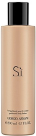 Giorgio Armani Si 200ml Body Lotion