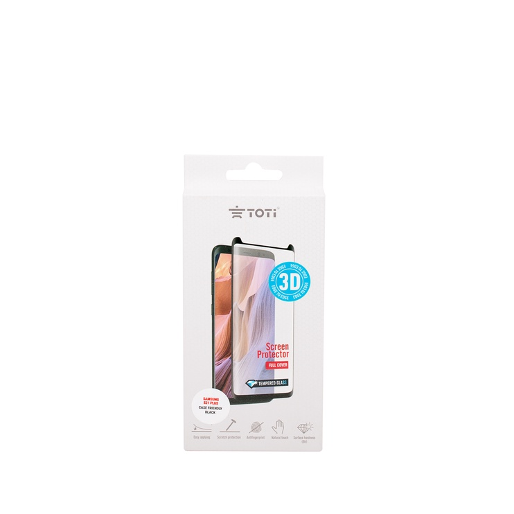 Toti Screen Protector for Samsung Galaxy S21 Plus
