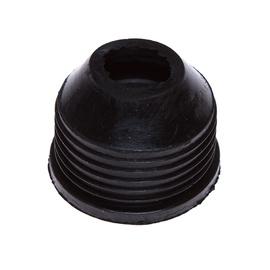 Vinitoma Rubber Pipe Adapter Black 40x25mm