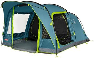 Četrvietīga telts Coleman Aspen 4, gaiši zila