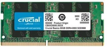 Crucial 4GB 2666MHz CL19 DDR4 SODIMM CB4GS2666