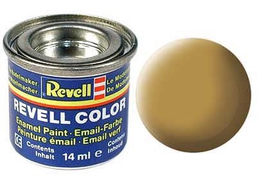 Revell Email Color 14ml Matt RAL 1024 Sandy Yellow 32116