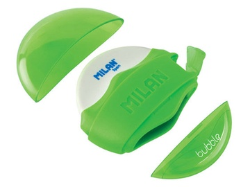 Milan Sharpener & Eraser Bubble