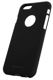 Mercury Soft Surface Matte Back Case For Huawei Mate 10 Lite Black