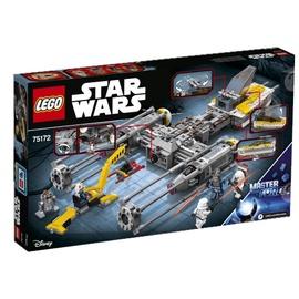 Конструктор LEGO Star Wars Y-Wing Starfighter 75172 75172, 691 шт.