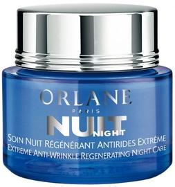 Veido kremas Orlane Extreme Anti Wrinkle Regenerating Night Care, 50 ml