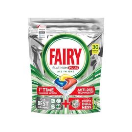 Indaplovių kapsulės Fairy Platinum Plus Lemon, 30 vnt.