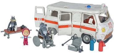 Simba Masha and the Bear Ambulance Playset 109309863