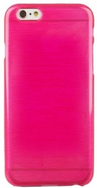 Mocco Jelly Brush Back Case For Samsung Galaxy S7 Pink