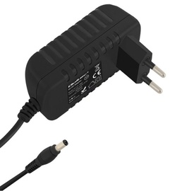 Qoltec AC Adapter 2A 5.5 x 2.1 / Euro Black