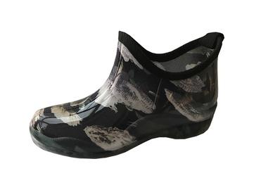 SN Short Woman Rubber Boots RB1402-P Dark 40