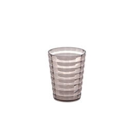 Stiklinė dantų šepetėliams Gedy Glady Moka GL98-29, ruda