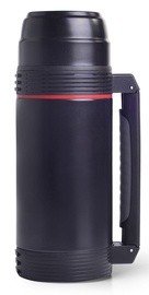 Termosas Fissman Vacuum Bottle 1800 ml, juodas