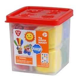 PlayGo Dough Bucket 8pcs 8618