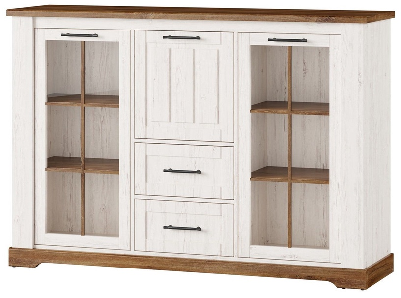 Szynaka Meble Chest Of Drawers Country 48 White