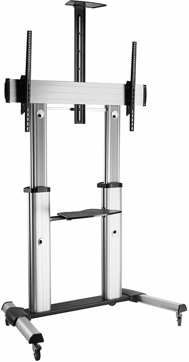 """Techly Mobile Floor Stand for TV 60"""" - 100"""" 102734"""