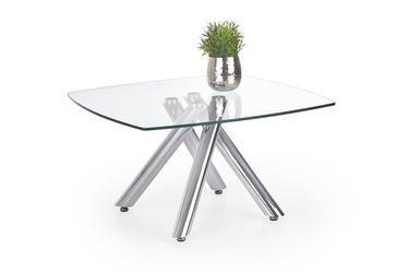 Kohvilaud Halmar Almera Glass, 800x800x450 mm