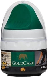 GoldCare Shoe Cream Polish Black 60ml