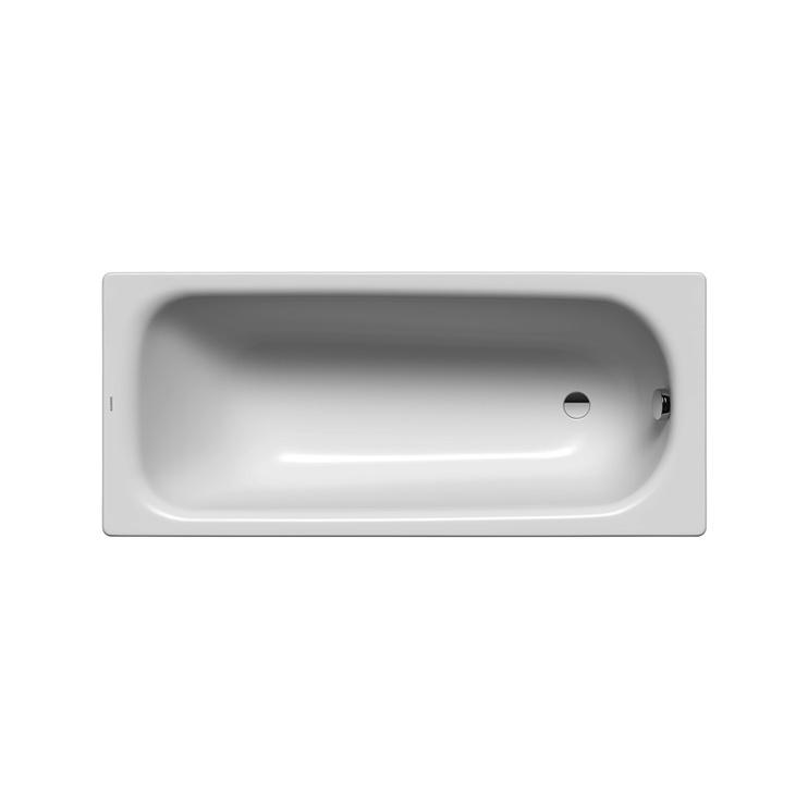 Vonia Kaldewei Saniform +Self Clean 375-1, 180x80x43 cm, plienas, stačiakampė