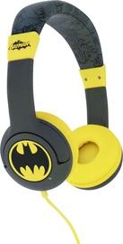 Ausinės OTL Technologies Kids Batman Signal, pilkos
