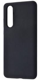 Evelatus Soft Back Case For Huawei P30 Black