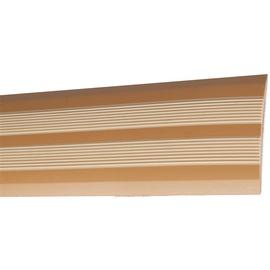 Neslystanti juosta laiptams su klijais 131001, 91 x 4 x 1 cm