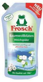 Skalbinių minkštiklis Frosch, medvilnės žiedų kvapo, 1 l