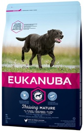 Eukanuba Mature & Senior With Chicken 15kg