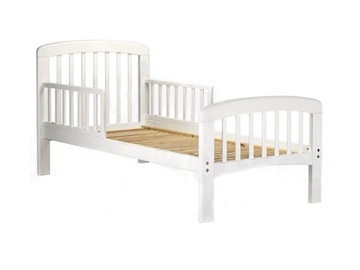 Troll Anna Kids Bed White