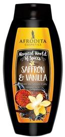 Afrodita Shower Gel Safran & Vanilla 250ml
