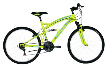 Henry Hogan MTB Full Susp 26'' Yellow