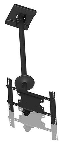 "Multibrackets Ceiling Mount 32-55"" Black"