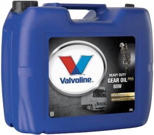 Valvoline Heavy Duty Gear Oil PRO 80W 20l