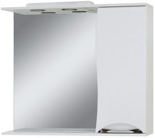 Sanservis Laura 65 XB 1D White 65x85x17cm