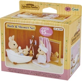 Epoch Sylvanian Families Bath & Shower Set 3562
