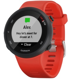 Garmin Forerunner 45 42mm Lava Red