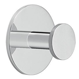 Gedy Ustica Towel Hook Chrome D028-13