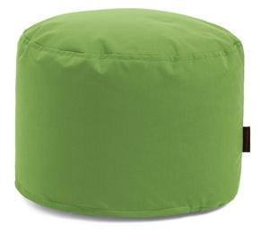 Пуф Pušku Pušku Mini Colorin, зеленый, 45x45x35 см