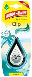 Auto atsvaidzinātājs WB clip tropical (wunder-baum)