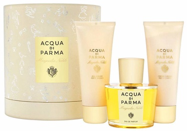 Acqua di Parma Magnolia Nobile 100ml EDP + 75ml Body Cream + 75ml Shower Gel