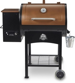 Pit Boss 700 Classic Wood Pellet Grill Brown/Black