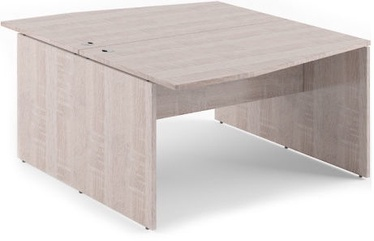 Skyland Xten X2CT 169.3 Double Table Sonoma Oak