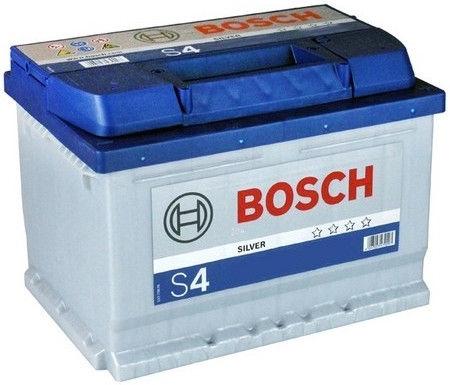 Аккумулятор Bosch Modern Standart S4 010, 12 В, 80 Ач, 740 а