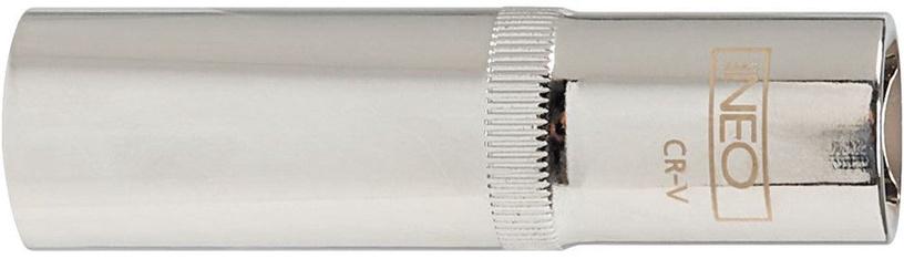 """NEO Long Socket Cr-V 1/2"""" 18mm"""