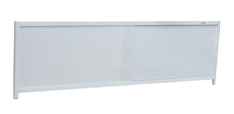 Vannas siena Karavann Klass 170cm, balta
