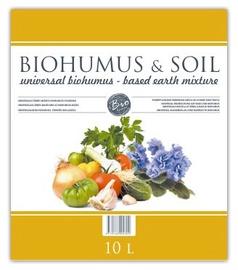 Komposts universālais Biohumus & Soil, 10l