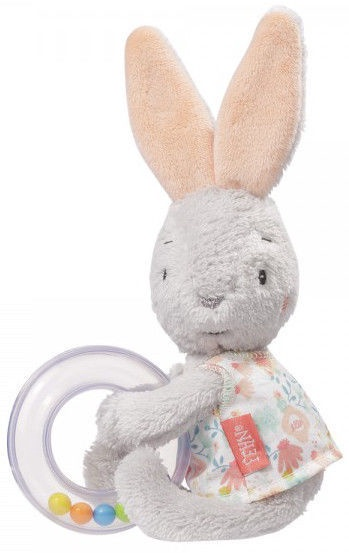 BabyFehn Hare With Rattlering 062069