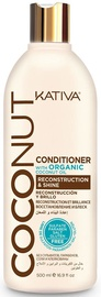 Plaukų kondicionierius Kativa Coconut Conditioner, 500 ml
